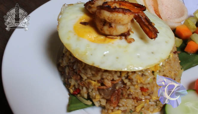 Java Dancer Fried Rice